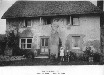 Peartree Cottage 1924