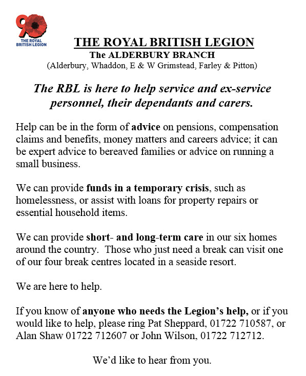 RBL info updated