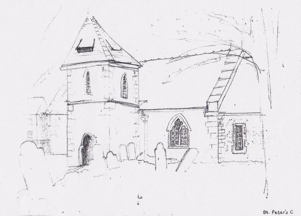 St_Peter's_Drawing