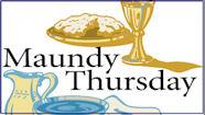 Event Maundy Thursday