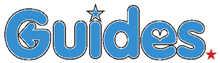 Guides blue
