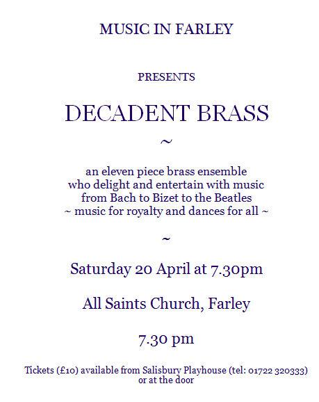 Decadent Brass - Jeremy