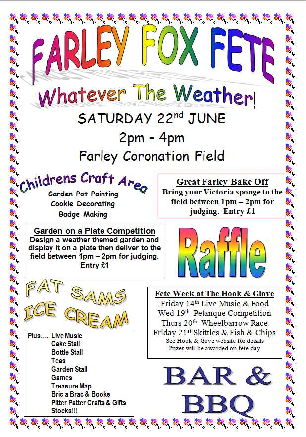 Farley Fete 2013 updated