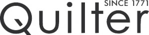 QuilterCampaignLogo_1col_CMYK_Quilter_grey_no_strapline