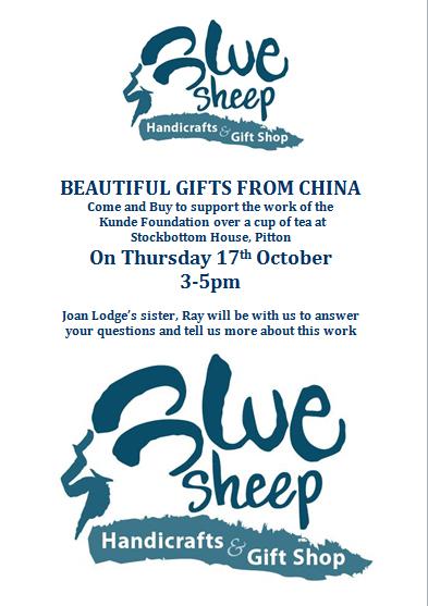 Blue Sheep poster