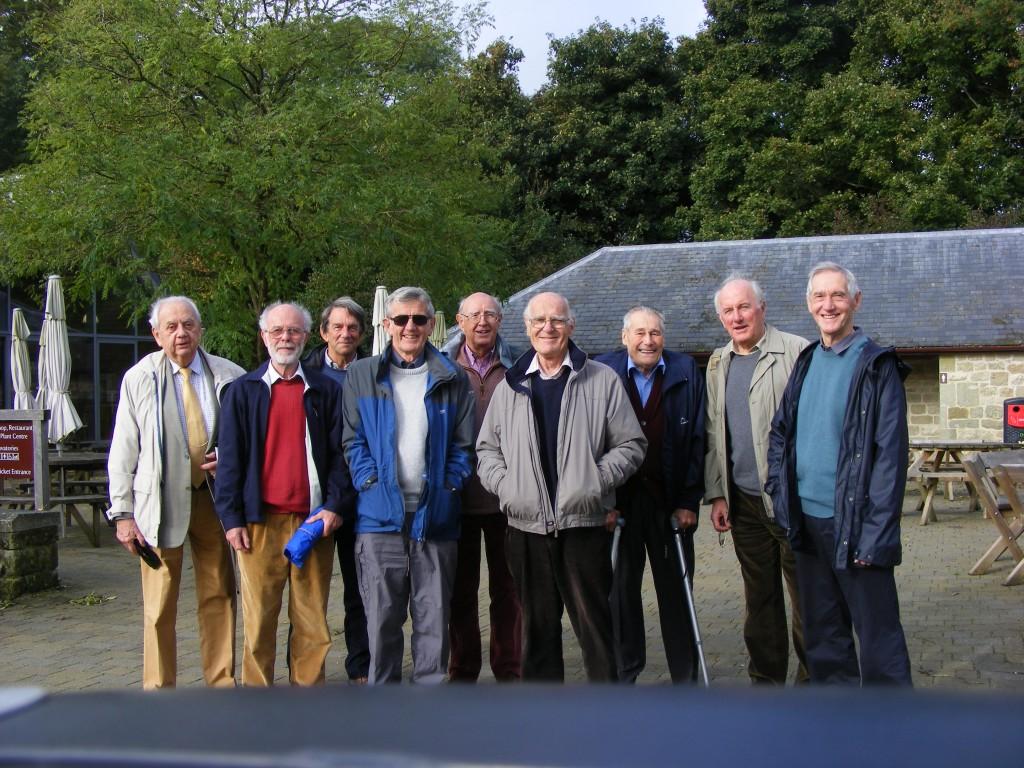 Visit to Stourhead Oct 2013