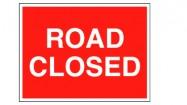 Road Closure Notice - Farley