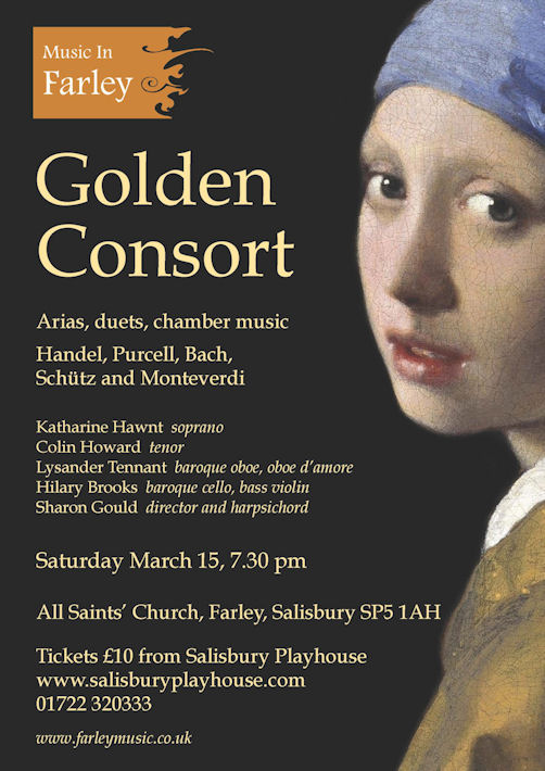 Golden Consort poster small