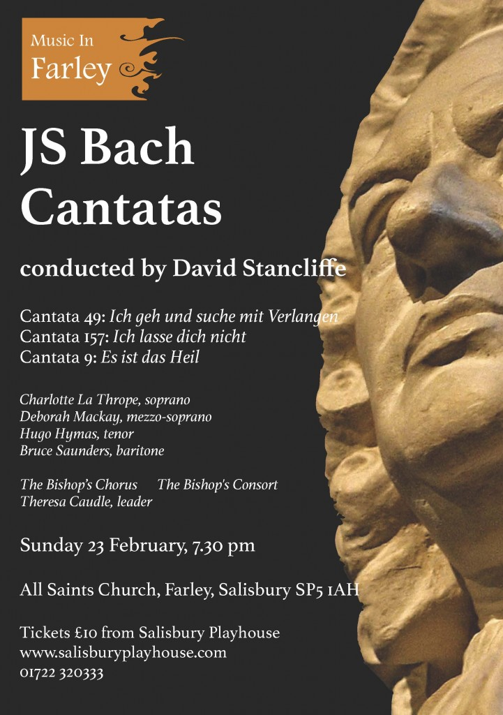 Stancliffe concert poster