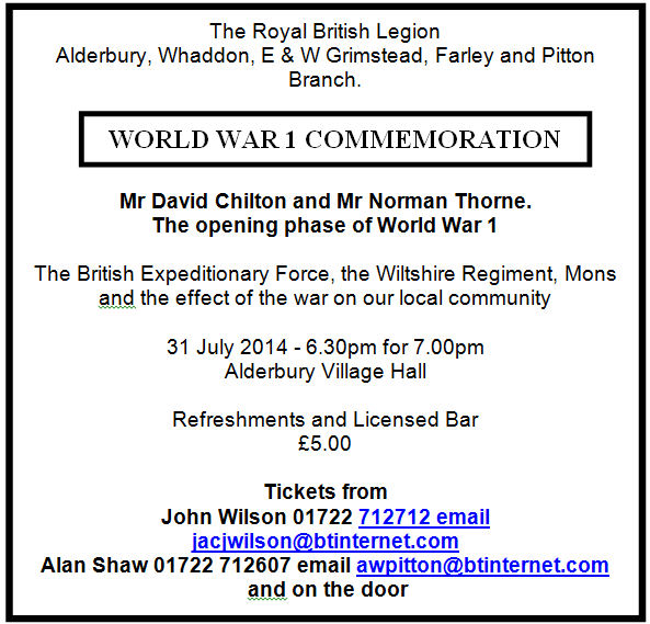 WWI Commemoration