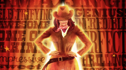 Event - Calamity Jane