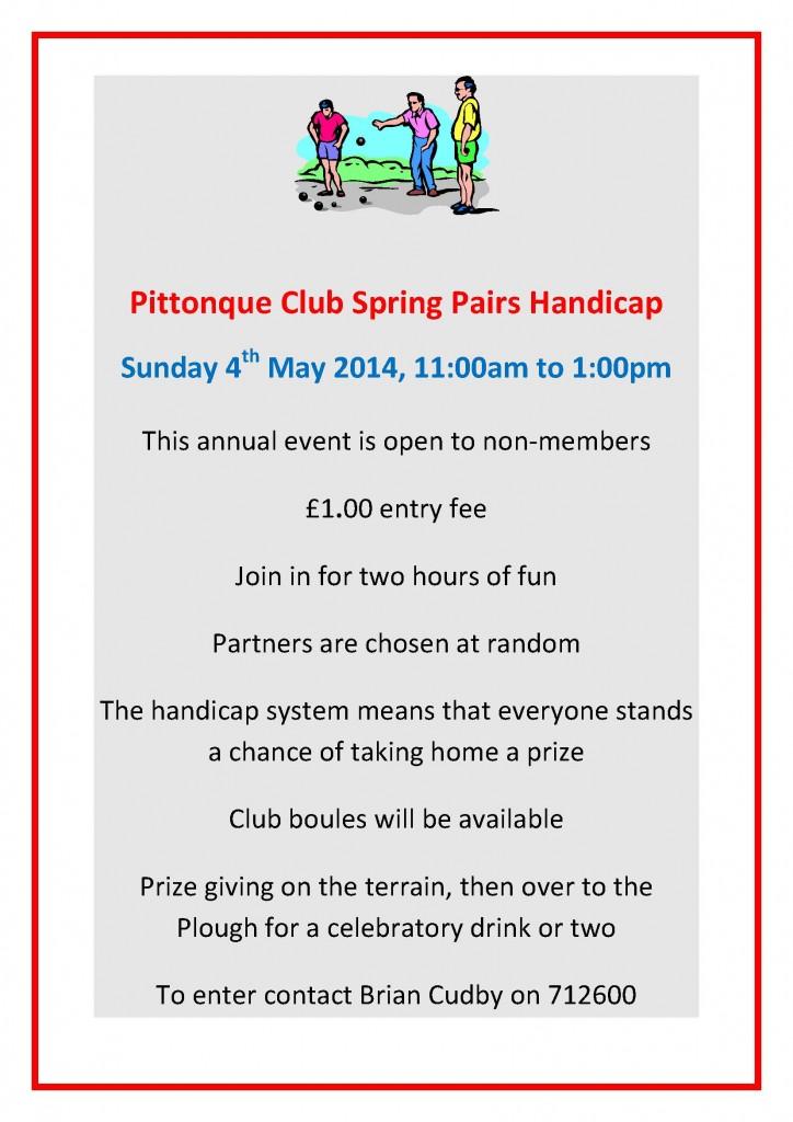 Pittonque_Club_Spring_Pairs_Handicap