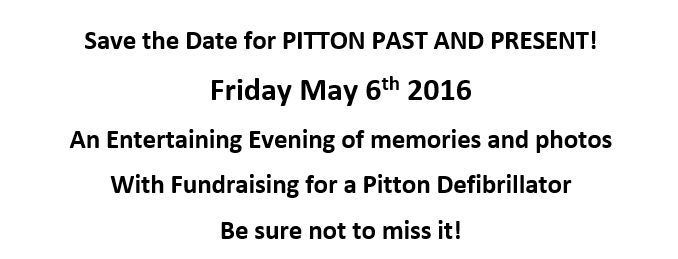 Pitton Past & Present STD