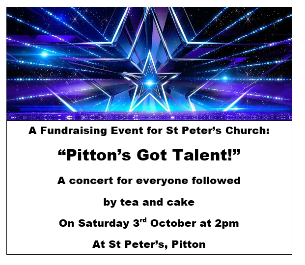 Pittons Got Talent
