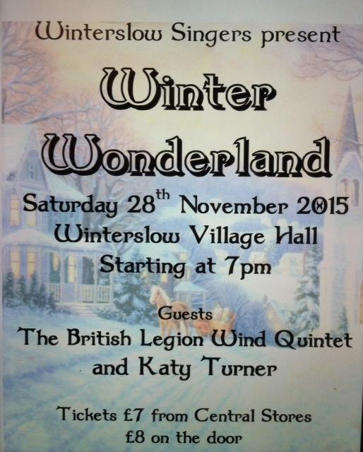 Winterslow Winter Wonderland