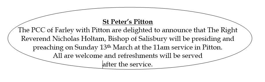 Bishop in Pitton