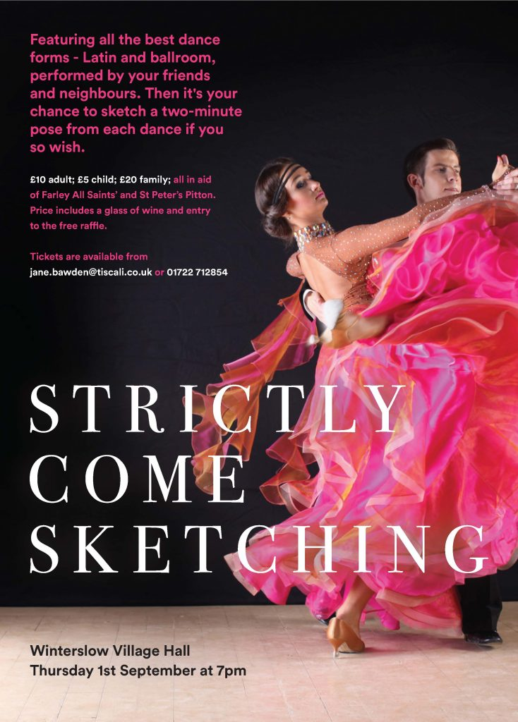 Strictly Come Sketching