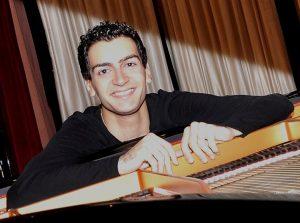 Farley Music Festival: Riyad Nicolas (piano) | The official website